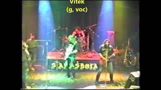 Video Archív - samý počátek 90. let - Bláznivá noc