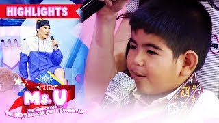 Yorme asks Vice about his salary | It's Showtime Mini Miss U
