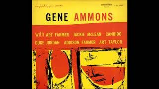Gene Ammons   The Happy Blues (1956) (Full Album)