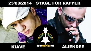 Kiave feat Alien Dee - Free Style @ Tour Music Fest - Music Immersion