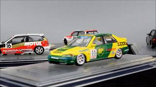 INNO Models | INNO64 Honda Civic Racers
