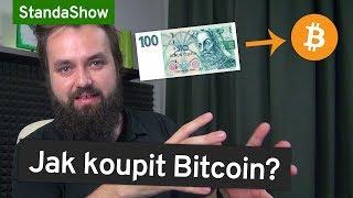 Stačí vám 100 Kč. Jak a kde koupit první Bitcoin? Návod pro začátečníky