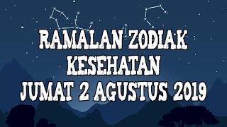 Ramalan Zodiak Kesehatan Besok Jumat 2 Agustus 2019