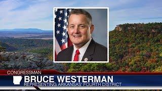Congressman Bruce Westerman Speaks to LH Jr/Sr High History Students