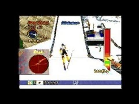 Nagano Winter Olympics 98 Nintendo 64