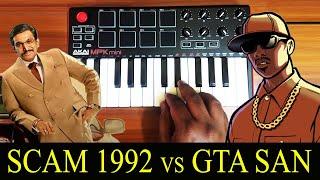 Scam 1992 x GTA San Andreas Intro Theme | Mix By Raj Bharath