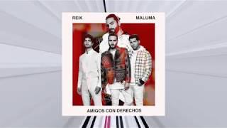Amigos Con Derecho- Reik Feat. Maluma      Audi