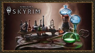 TES 5: Skyrim - Рецепты зелий