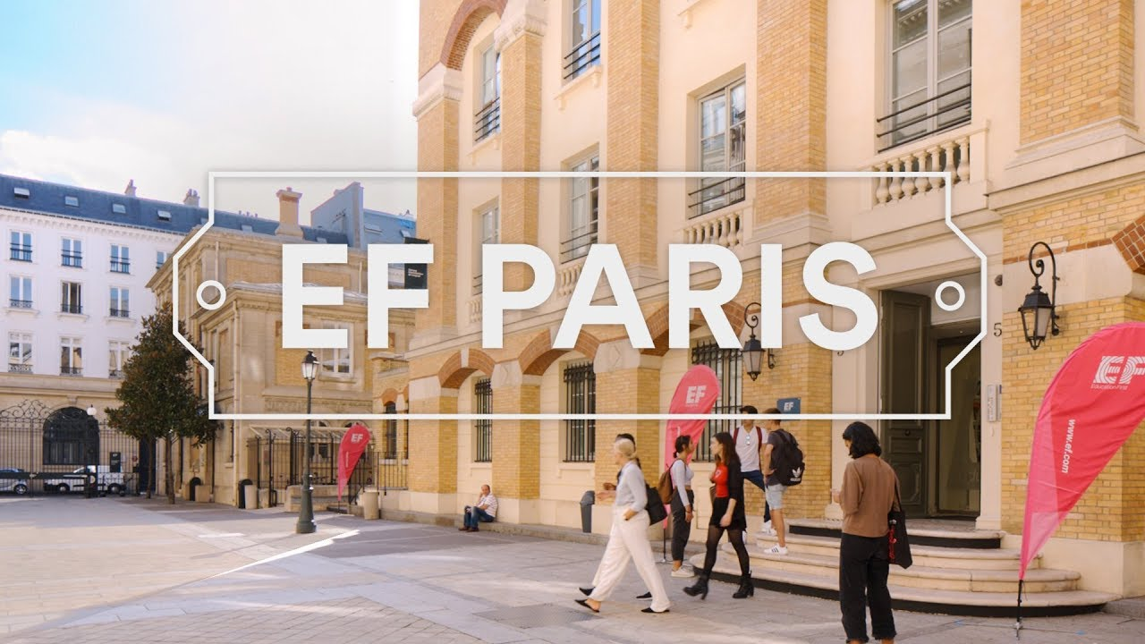 EF Paris – Campus Tour