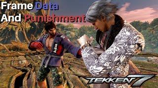 Tekken 101: Frame Data And Punishment