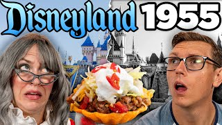 Recreating Disneyland's Food From Opening Day 1955