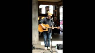 Rob Falsini Covent Garden 3 of 4 Original Song Until You Get Closer, Tears For Fears Mad World