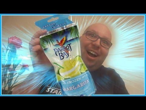 Parrot Bay Frozen Margarita Review