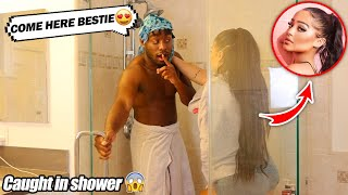 I Asked My Best Friend to HOP in the Shower & IT WORKED! 😍