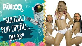 Alê Oliveira fala sobre filosofia de vida: 'Hoje eu tô solteiro e ninguém vai me cancelar'