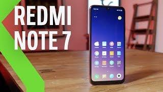 Xiaomi Redmi Note 7, análisis: el CANDIDATO MÁS SÓLIDO a SUPERVENTAS 2019