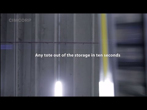 <p>Robotic automated storage and retrieval</p>