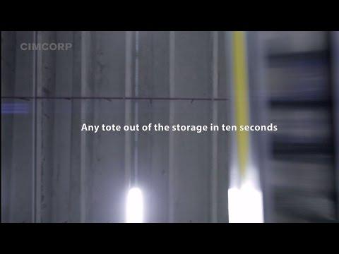 <p>Robotic automated storage and retrieval</p>