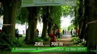 preview picture of video '1. Schlemminer Schlossparklauf - Schloss Schlemmin, Sport und Natur - Teil 1'