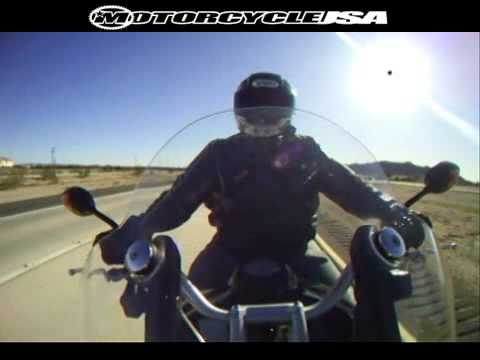 2009 Moto Guzzi Stelvio 1200 4V Motorcycle Review