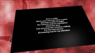 Ghost Opera - Kamelot With  S By Leering S