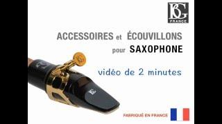 BG Écouvillon saxo - becs et bocaux - Video