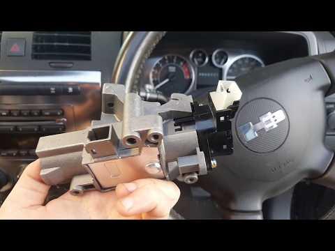 Hummer H3 Passlock Repair – How to replace sensor