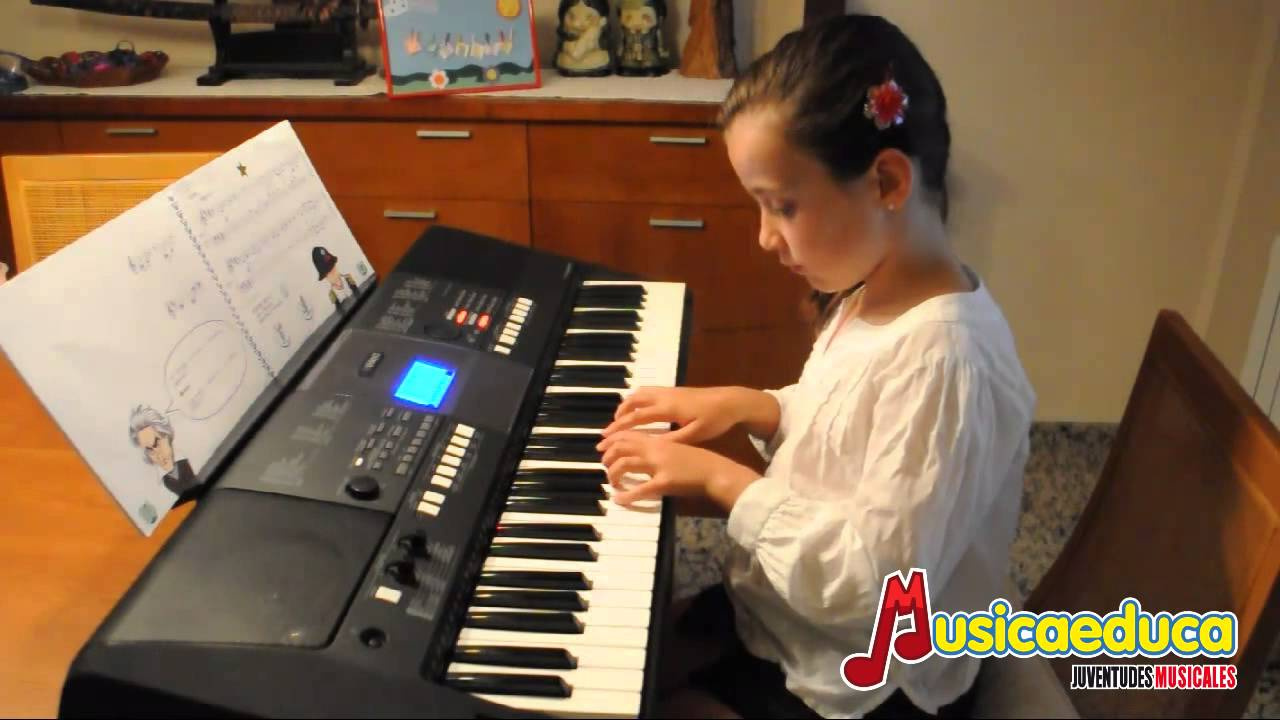 Melodía Heroica - Mi Teclado 3 - Musicaeduca Juventudes Musicales de Alcalá