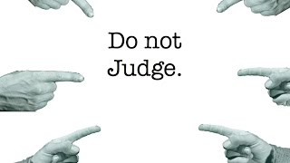Judging and Damnation