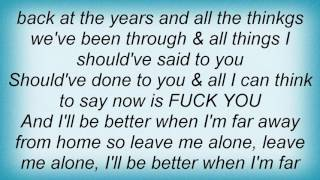 Ann Beretta - Russ' Song Lyrics