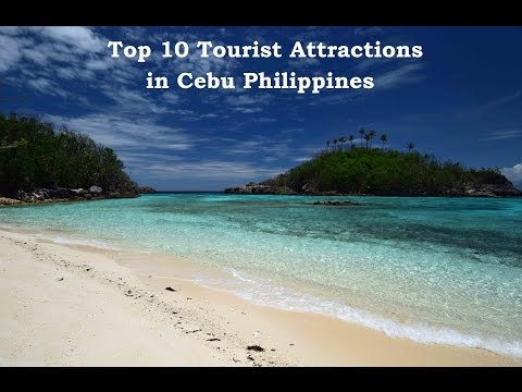 Video Top 10 Tourist Attractions in Cebu Philippines