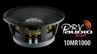 PRV Audio NEW 10MR1000 High Power 10 Midrange Pro Audio Loudspeaker - Woofer NAMM 2013