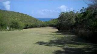 preview picture of video 'Cedar Valley Golf Course, Antigua'