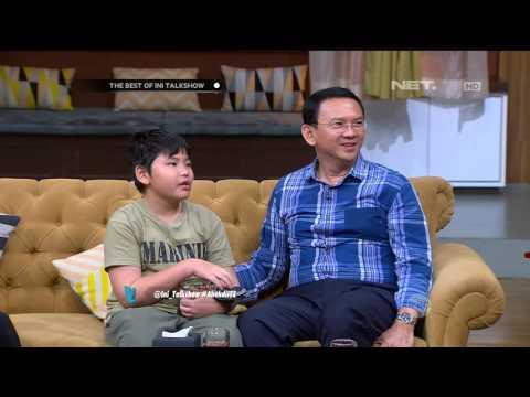 The Best of Ini Talkshow - Pak Ahok dan Keluarga
