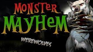 Monster Mayhem - Werewolves (Garry's Mod)