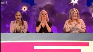 Mel B ripped Bo Selecta Style! Celebrity Juice 15/03/12