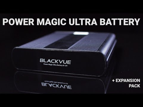 Power Magic Ultra Battery and Expansion Promo Video