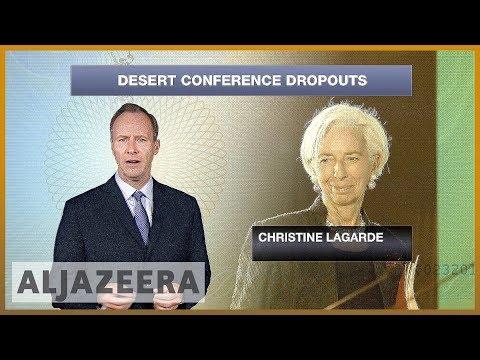 🇸🇦Companies that boycotted the Saudi summit so far l Al Jazeera English
