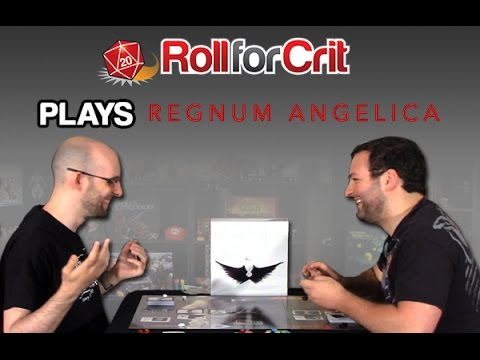 Regnum Angelica - Roll For Crit Playback