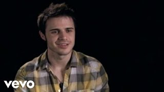 Крис Аллен , Kris Allen - Behind The Scenes Tour Video Footage - 1