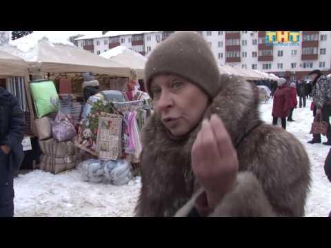 Районные власти просят полицию закрыть ярмарку на Советской площади