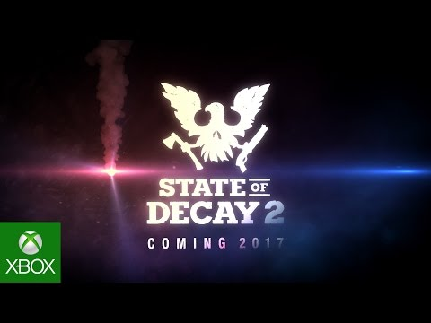 Announcing State of Decay 2 - Xbox E3 2016 thumbnail