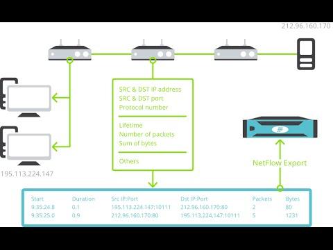 Understanding NetFlow Principle Animation