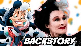 Cruella De Vils BACKSTORY- Disney Theory