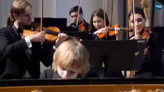 Elisey Mysin  I. Bach Concerto in F minor 2 and 3 part