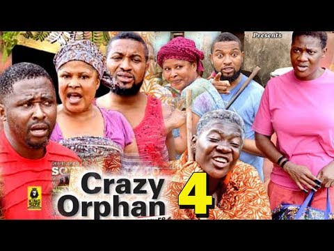 CRAZY ORPHAN SEASON 4 - Mercy Johnson 2019 Latest Nigerian Nollywood Movie Full HD