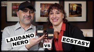 Tiziana Terenzi Ecstasy vs Tiziana Terenzi Laudano Nero | Fragrance Review With Dalya