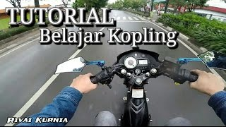 Belajar Kopling Untuk Pemula ,Tutorial #MOTOVLOG INDONESIA