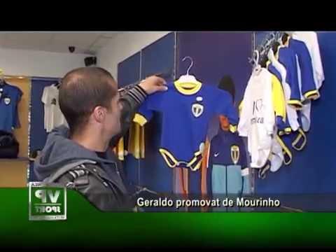 Geraldo promovat de Mourinho