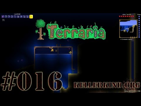 Terraria #17 – Ist das Aquaman? ★ Let's Play Terraria [HD|60FPS]